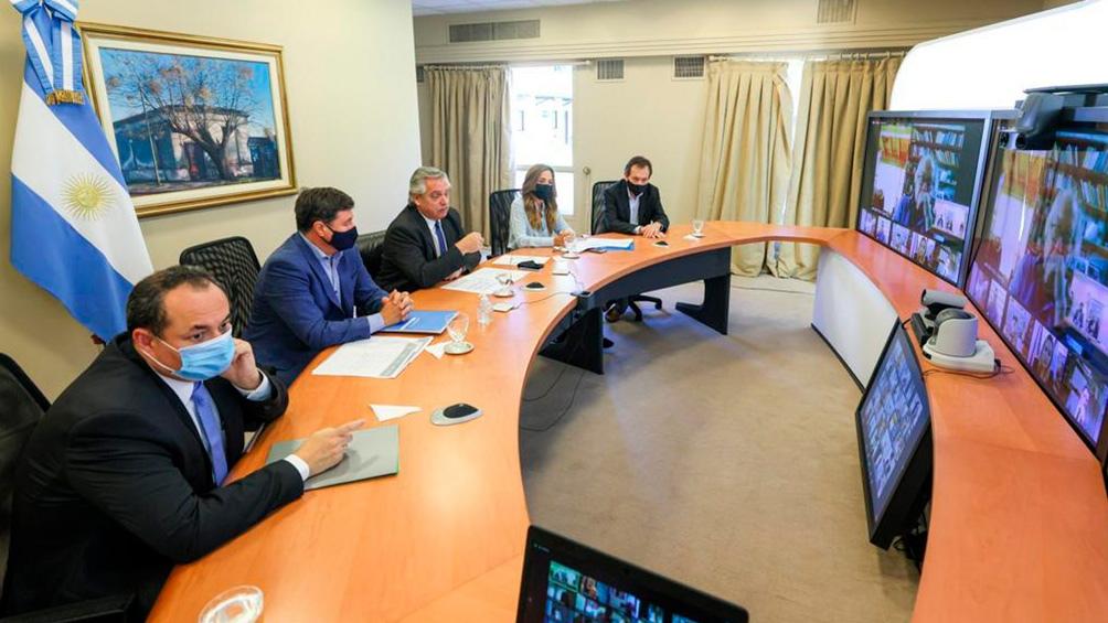 Conselho Federal do Plano Argentina Contra a Fome