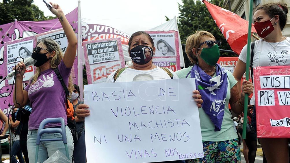 Úrsula había denunciado en varias oportunidades a Martínez por amenazas y violencia de género e incluso el policía tenía una medida de restricción perimetral.