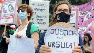 """Esperan el resultado de la autopsia de Úrsula, intervinieron comisarías y la mamá pidió """"perpetua"""""""