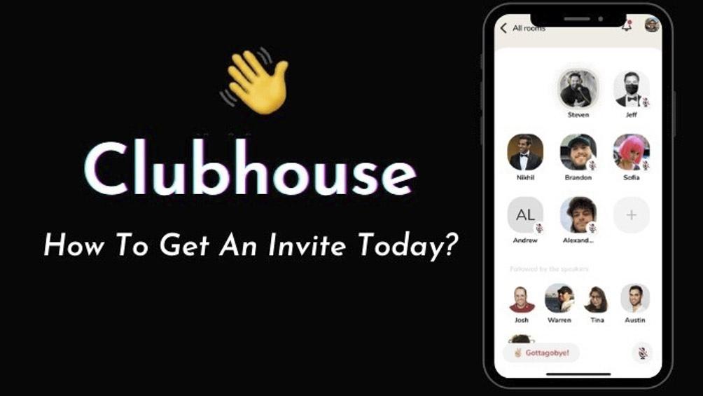 Clubhouse está diseñada exclusivamente para la voz, en esta app, el recurso de la escritura no existe.
