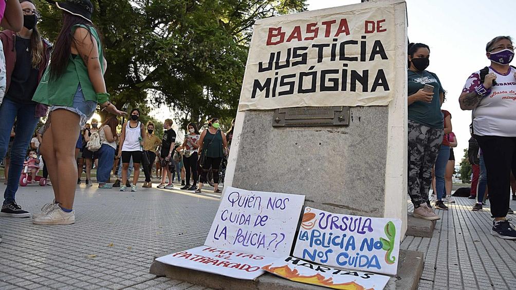 Matías Ezequiel Martínez también está denunciado por un abuso sexual a una adolescente en la ciudad de 9 de Julio.