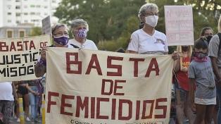 NiUnaMenos convoca a una concentración en repudio al femicidio de Úrsula Bahillo