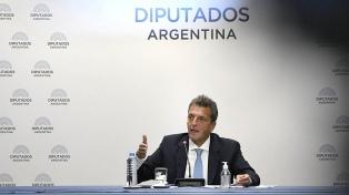 Massa: �Argentina necesita un acuerdo con el FMI que sea pagable�