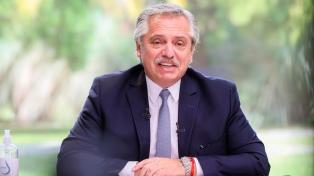 """Alberto Fernández cuestionó que los jueces """"acudan en socorro de sus mandantes políticos"""""""