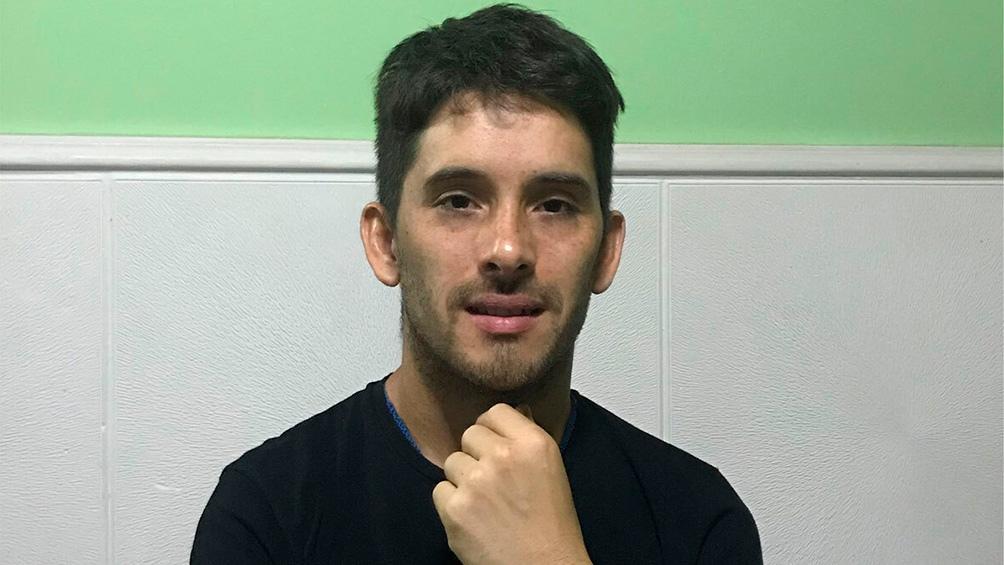 Andrés Correa, el otro investigador.
