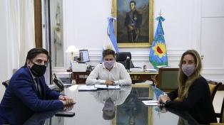 Trotta y Kicillof criticaron a Rodríguez Larreta por no cumplir el DNU que suspendió la presencialidad