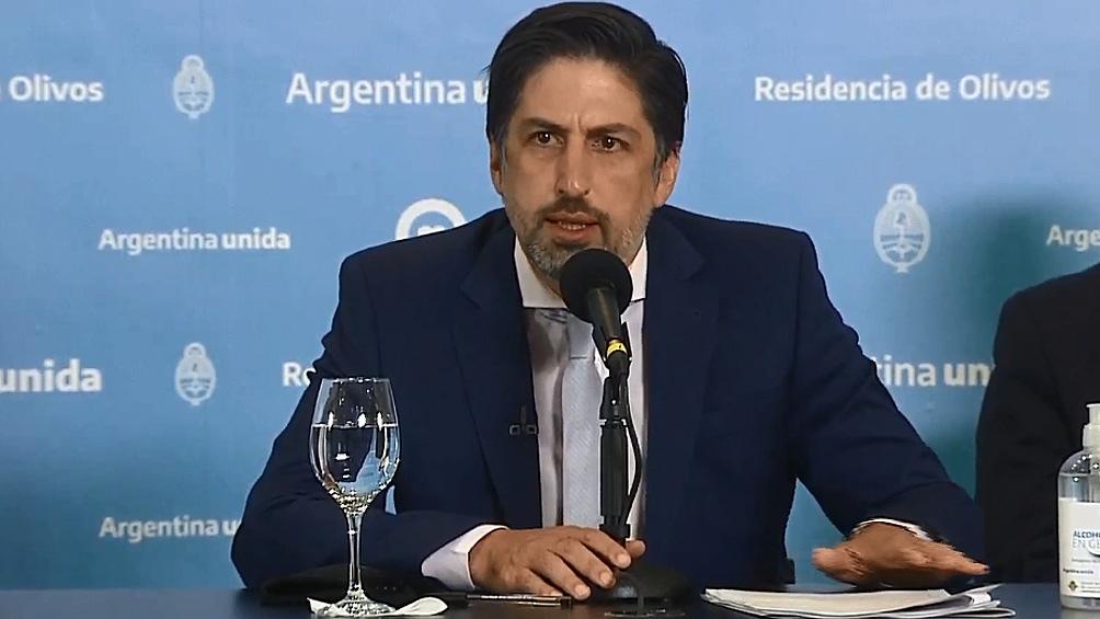 El ministro de Educación, Nicolás Trotta, anunció la creación de un observatorio para el seguimiento y evaluación del regreso a clases presenciales.