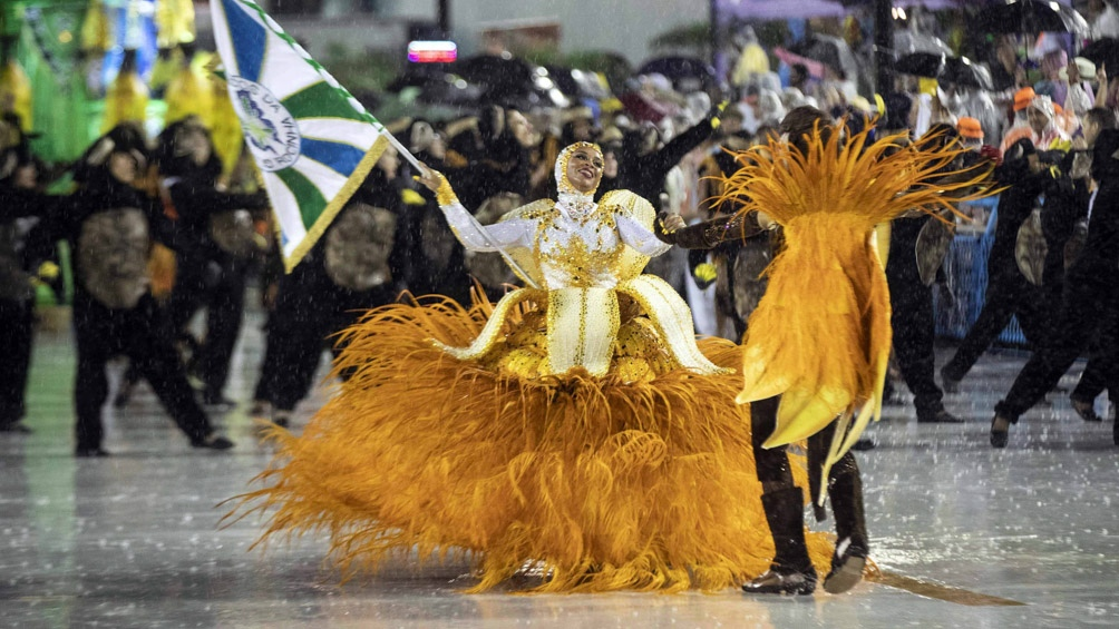 Nunca el Carnaval de Brasil había sido cancelado.