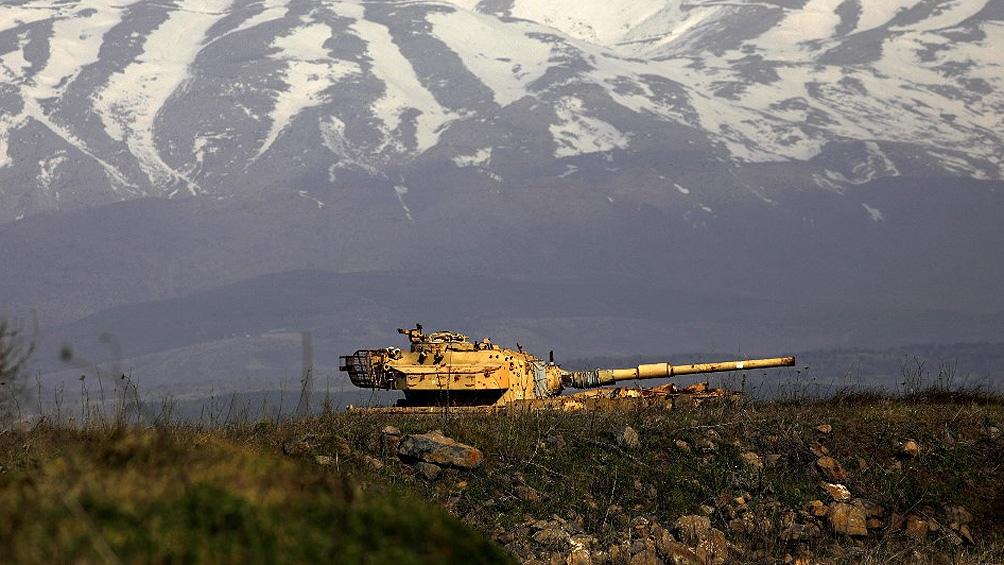El Golán es muy importante para la seguridad de Israel