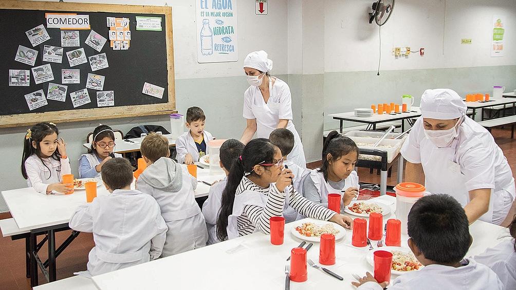 La rotación de alumnos presenciales será semanal en algunas escuelas