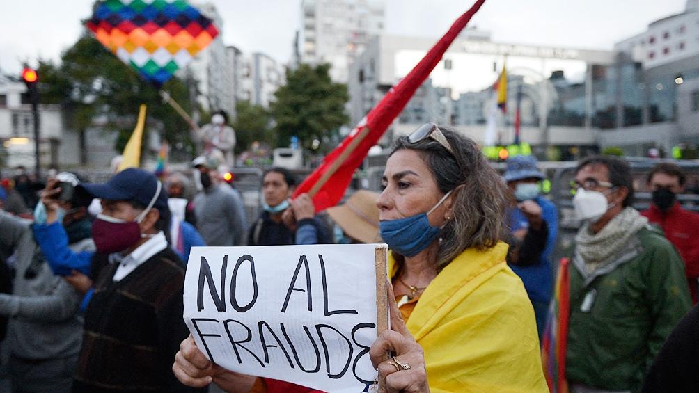 Las elecciones en Ecuador dejaron un Congreso atomizado