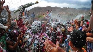 """Jujuy celebra el carnaval sin festejos masivos pero """"al límite"""" en ocupación hotelera"""