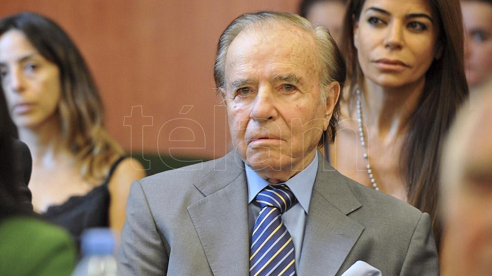 El expresidente falleció el 14 de febrero a los 90 años.