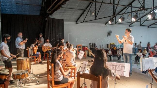 La experiencia de las orquestas infantiles en barrios populares