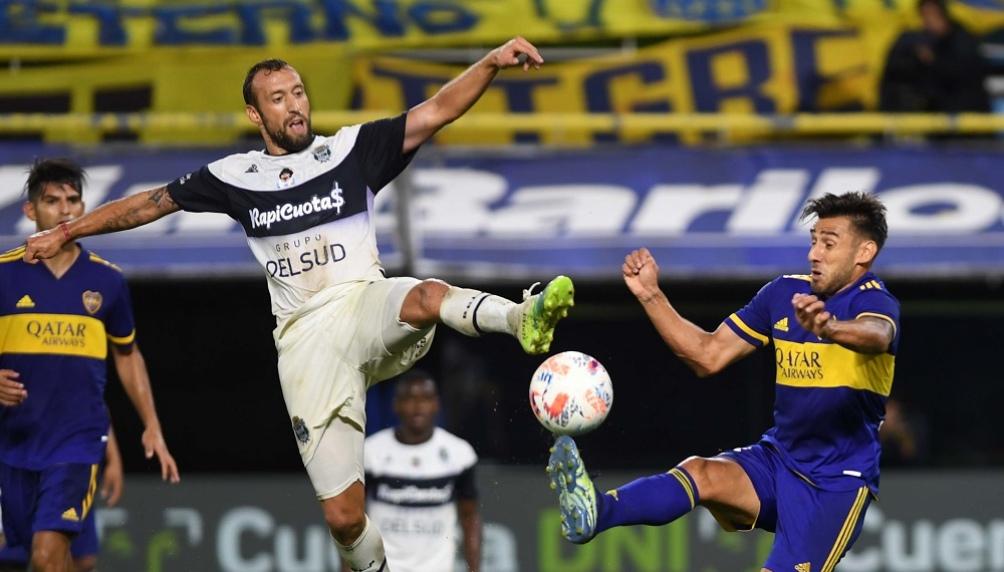 Boca no pudo con Gimnasia y solo logró un empate