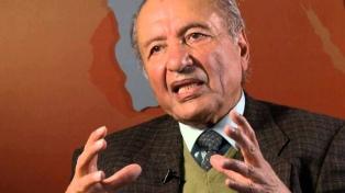 """Para Eduardo Menem, las acusaciones por Río Tercero son """"una infamia"""" y lo de la DAIA, """"lastimoso"""""""