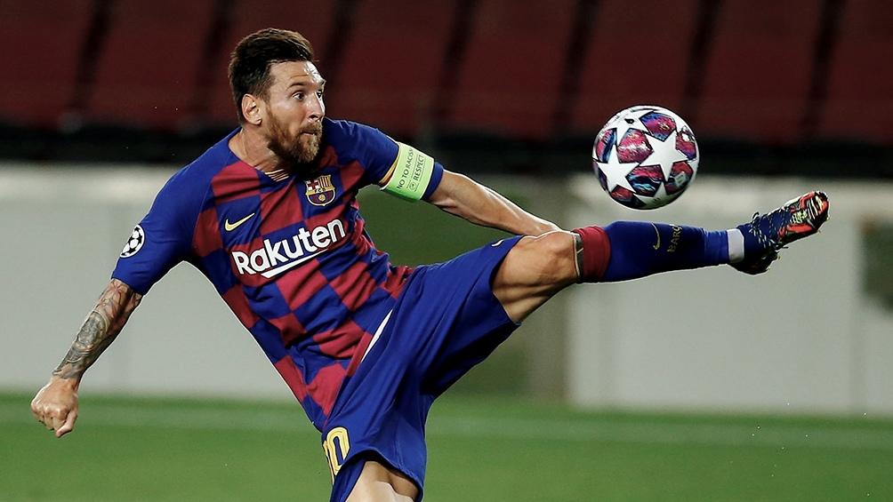 Messi, con récord de partidos, pero Barcelona deja escapar el triunfo en casa