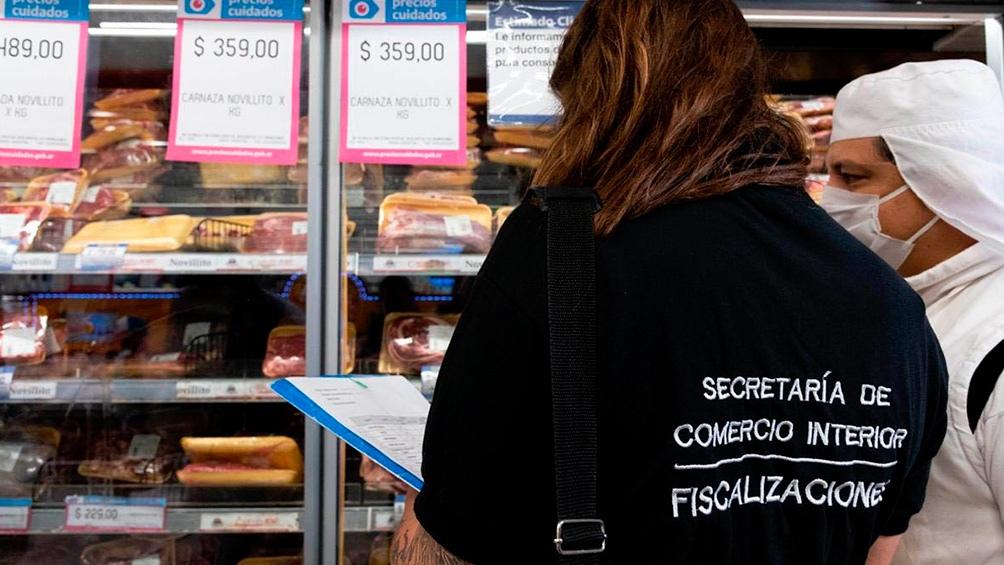 Los controles se llevan a cabo en supermercados y otros puntos de venta de todo el país.