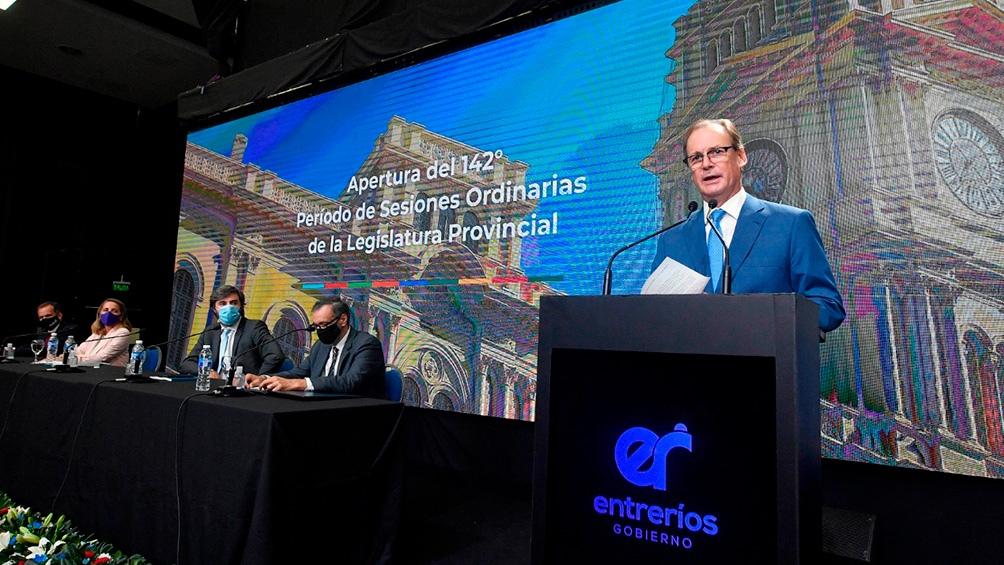 El Frente de Todos Entre Ríos, con 10 partidos, permitió al gobernador Gustavo Bordet su reelección con el 57,43% de los votos.