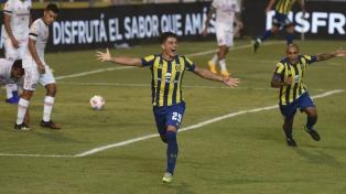 Rosario Central venció en su estadio a Argentinos Juniors