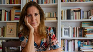 "Carolina Esses: ""Me interesa la novela como forma, el lento desarrollo de una trama"""