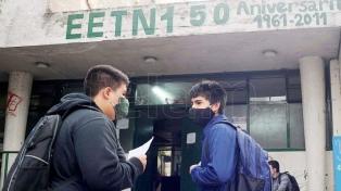 Más de un millón de alumnos bonaerenses comenzaron las clases presenciales