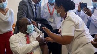 África se acerca al pico de la primera ola con cerca de 120.000 casos a la semana