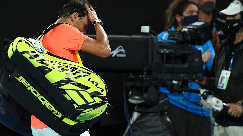 Rafael Nadal ocupó ininterrumpidamente uno de las cinco primeras posiciones del escalafón de la ATP desde el 24 de abril de 2017 cuando saltó al quinto lugar desde el séptimo.