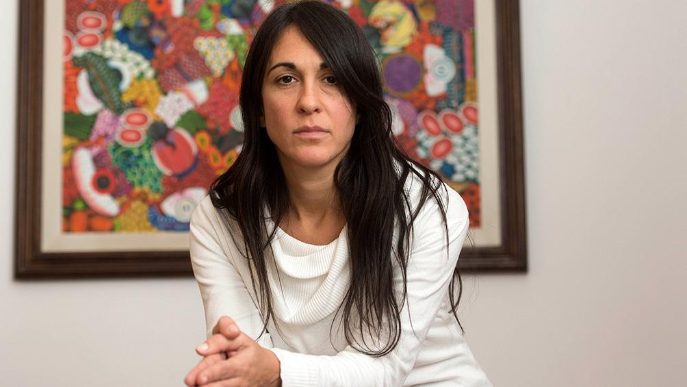 Labozzetta, titular de la UFEM, órgano que integra el Observatorio de Violencia de Género del Consejo de Procuradores.