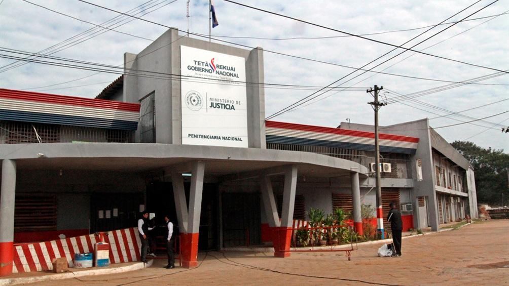 La Penitenciaria Nacional de Tacumbú alberga a unos 3.000 reclusos, más del triple de la cantidad indicada.