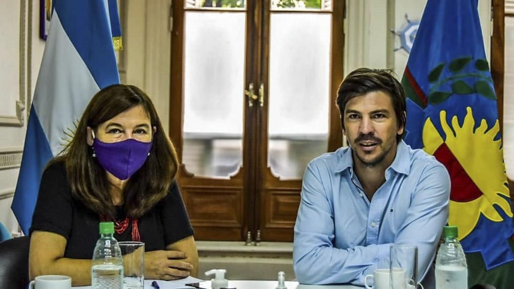 """Díaz remarcó que con esa iniciativa lo que se busca de fondo son los """"cambios culturales""""."""