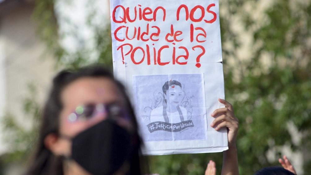 El 17 % de los femicidios fue perpetrado por integrantes de las fuerzas de seguridad