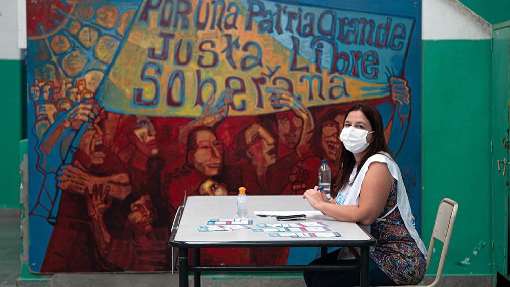 """""""La Argentina está entre los países que más vacunas recibieron"""" remarcó Kicillof y agregó que la """"provincia de Buenos Aires fue realmente un protagonista y artífice de esta situación""""."""