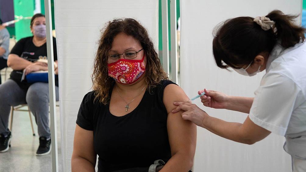 Crece en el país la disposición a vacunarse.