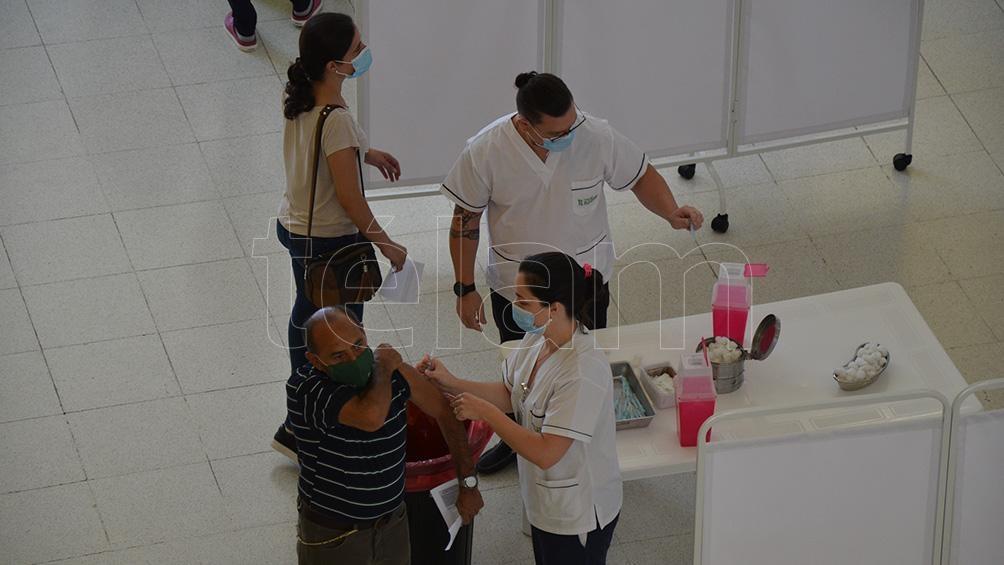 """Hospital de la Baxada en Paraná, un centro asistencial """"de jerarquía que estuvo cerrado cuatro años""""."""
