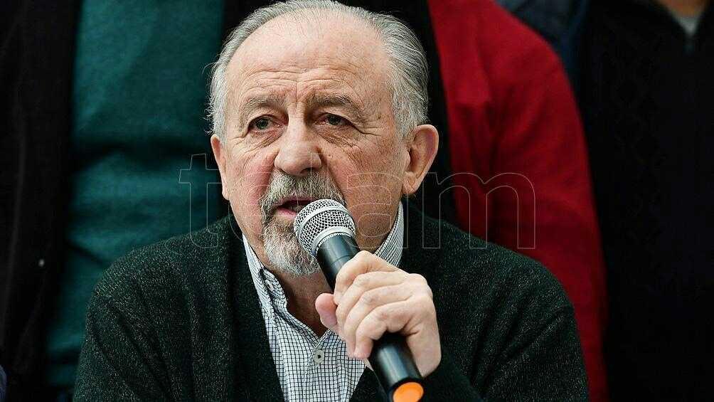 Yasky esbozó una serie de iniciativas que empujará en el caso de ser electo para promover nuevas leyes desde su rol en la coalición oficial en Diputados.