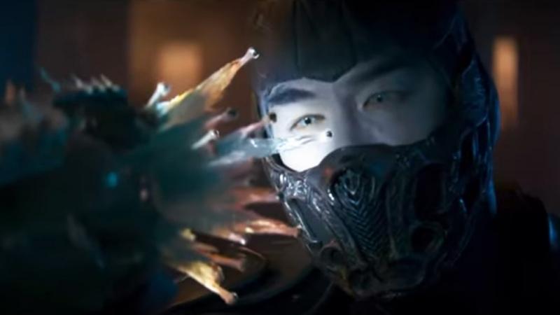 """Sub-Zero, Scorpion y un nuevo protagonista en el trailer de """"Mortal Kombat"""""""