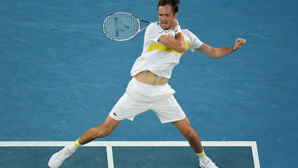 Medvedev  jugará la final en Australia