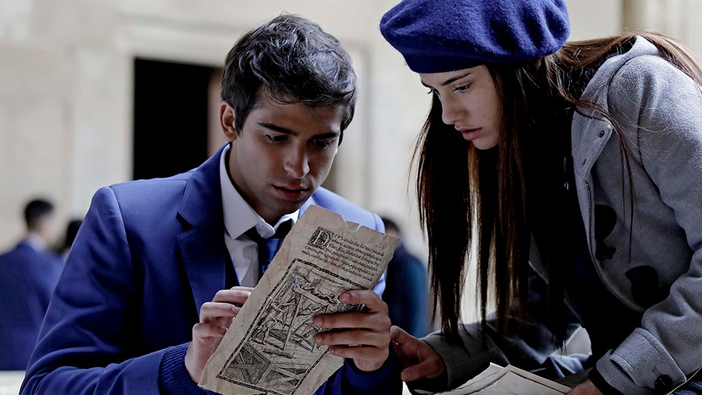 Producida por The Mediapro Studio y Atresmedia Studios, la serie fue desarrollada por Laura Belloso y Asier Andueza.