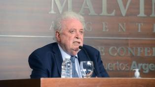 Ginés González García presentó formalmente su renuncia