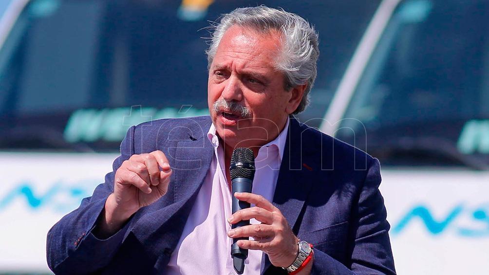 Fernández anunciará beneficios para el sector