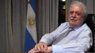 """Ginés González García: """"Tengo muchos años de funcionario público y jamás me rozó una sospecha"""""""