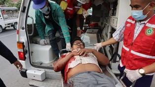 Crecen las protestas y se agrava la represión tras el golpe de Estado