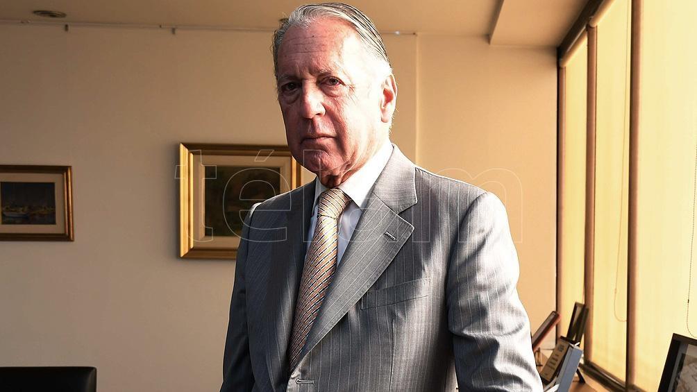 Funes de Rioja es el actual presidente de la Coordinadora de Productores de Alimentos.
