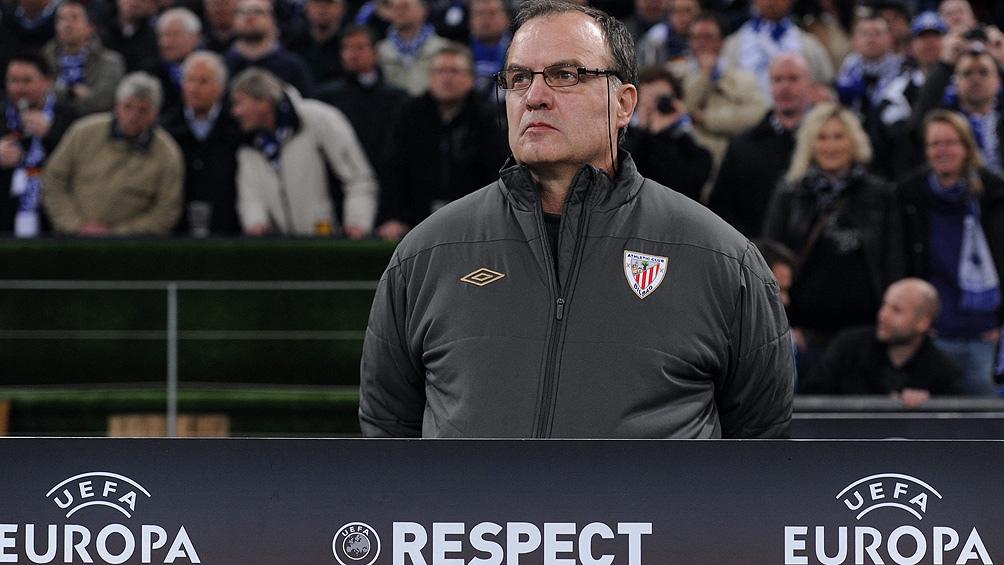 """Bielsa dice de su colega catalán: """"""""Lo que él sabe hacer,  a mí me cuesta enormemente intentarlo; ya me di por vencido."""""""