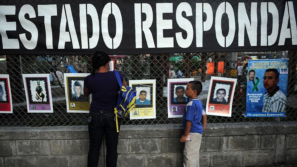 Alrededor de 500 líderes sociales y 250 excombatientes desmovilizados fueron asesinados en los últimos cuatro años.