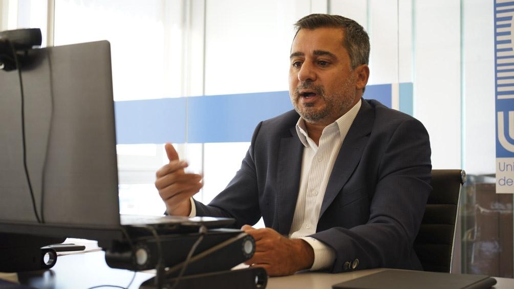 Diego Molea fue elegido recientemente como presidente del Consejo de la Magistratura.