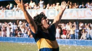 A 40 años del inicio del idilio entre Diego y Boca
