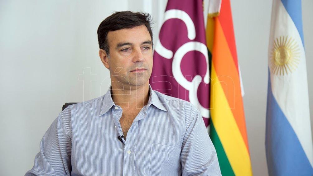 Alexandre Roig reconvirtió el proyecto con la Unidad de Vinculación Mayes (UV Mayes).