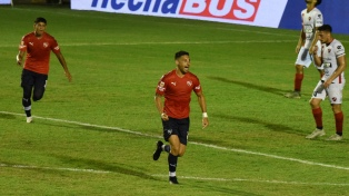 Independiente superó a Patronato en Paraná